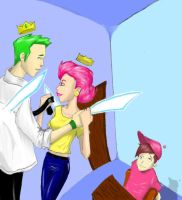 Cosmo and wanda by justchrishere