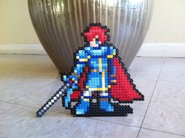 Eliwood Bead Sprite by Night-TAG