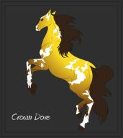 CH Crown Dove by Everland-Stables