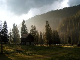 Austria Magic evening light in by Beauty4ever