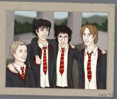 Marauders picture by Loony-Lucy