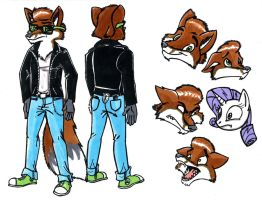 Commission Ref by Sketchywolf-13