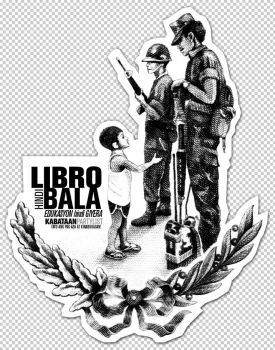 Books not Bullets by isip-bata