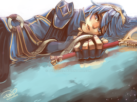 Lucina by PhatOreo