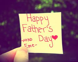 For My Father by EmeClaire