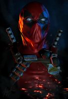 Deadpool by liquid-venom