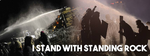 FB Cover: I Stand With Standing Rock by 8manderz8