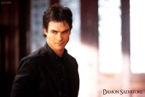 Damon Salvatore - 2x18 by Lauren452