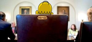 Homer Obama by AlbertoArni