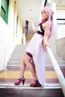Vocaloid- Venomania Luka by cosplayculture