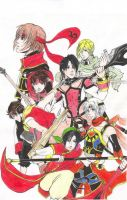 Heroes of Suikoden by godtony3