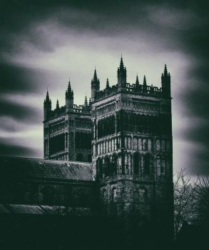 Durham Cathedral by Charlottehall1991