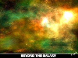 Beyond The Galaxy by rayden