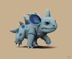 Nidorina by MantisVerde
