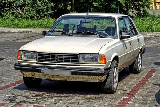 Peugeot 305 by Abrimaal