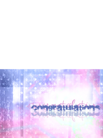 Congratulations Card 1 by lcstolz