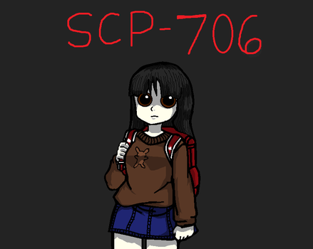 Scp 706 by cocoy1232