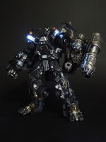 Custom Leader Class Ironhide by xenethis
