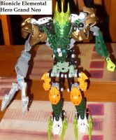 Bionicle Grand Neos by CarnageJak