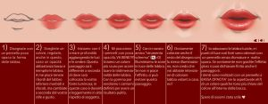Tutorial Photoshop n1 LIPS by ElyBibi