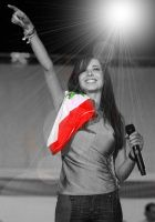 Nancy Ajram - Lebanon by ssaroufim