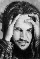 Johnny Depp by Jackolyn