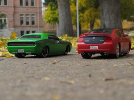 RC Butts by KateKannibal