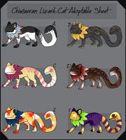 CLC Adopt Batch 33 by LifeError