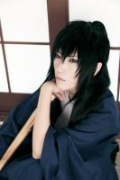 Gintama : hijikata toshiro-childhood_2 by chaegyun