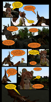 Jungle Tales Issue #3 pg. 4 by ProfessorNature