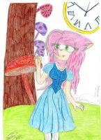Amy in Wonderland by TropicalCandy