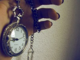 Chained to the time by xAliceOutWonderland