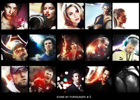 Icons by FuriousGFX #3 by Furi0us14