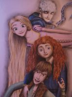 The Big 4 !!! by LOTR3005