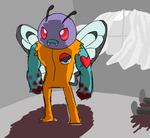 Porque, porque butterfree! D: by Juliiuz