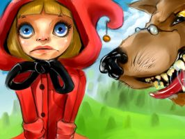 Riding hood by pAtChEzS
