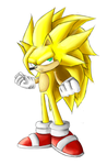 Super Sonic 3 by b36one