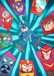 Megaman by MIRRORMASTER
