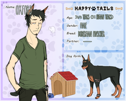 Happy Tails App: Oxford by Citrusly