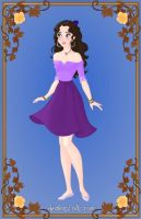 Outside Characters: Victoria's Neverland Dress by MonstarzGirl