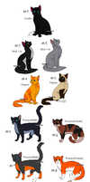 Countdown Adoptables batch 6 by Kitty-of-Doom524