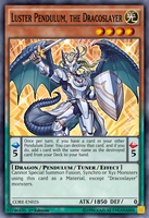 Luster Pendulum, the Dracoslayer by blader999