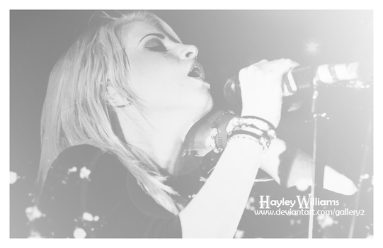 Hayley Williams - Paramore by Gallery2