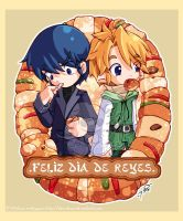 ::... Rosca de Reyes ...:: by Daia-Dawn