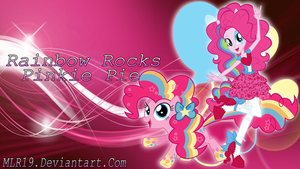 Rainbow Rocks WP Pinkie Pie by MLR19