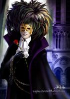 The Vampire Of The Opera by Ginger-J