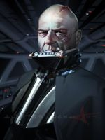 Darth Schrader by Caveatscoti