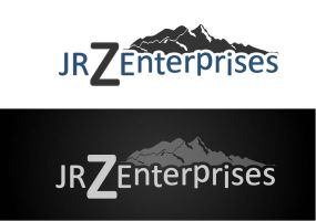 JR Z Enterprises Logo by CubedMEDIA
