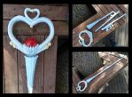 Sailor Pluto Staff by meanlilkitty