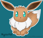 Eevee by Alyssa921